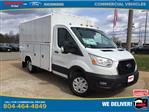 2020 Transit 350 RWD, Reading Aluminum CSV Service Utility Van #NA17404 - photo 1