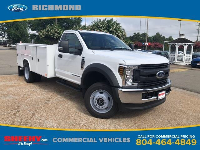 2019 Ford F-450 Regular Cab DRW 4x4, Reading SL Service Body #NA17641 - photo 1