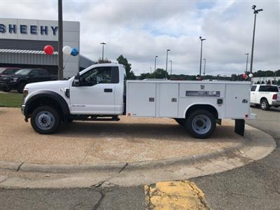 2019 F-450 Regular Cab DRW 4x4,  Reading SL Service Body #NA17641 - photo 5