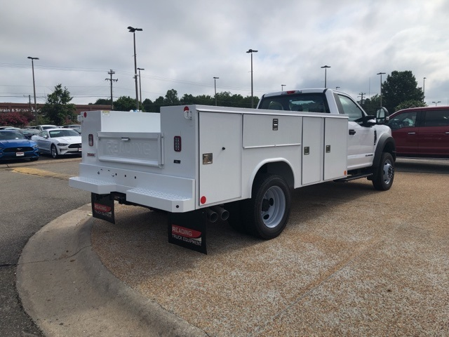 2019 F-450 Regular Cab DRW 4x4, Reading Service Body #NA17642 - photo 1