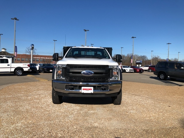 2019 Ford F-550 Regular Cab DRW 4x2, Knapheide Value-Master X Stake Bed #NA17660 - photo 3