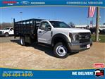 2019 Ford F-550 Regular Cab DRW 4x2, Knapheide Value-Master X Stake Bed #NA17660 - photo 1