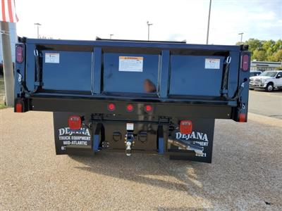 2019 F-550 Regular Cab DRW 4x4,  Rugby Eliminator LP Steel Dump Body #NA17664 - photo 8