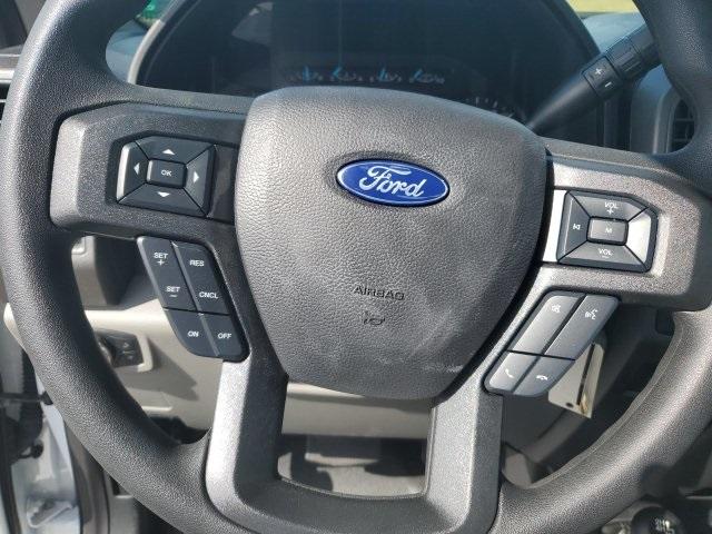 2019 Ford F-550 Regular Cab DRW 4x4, Knapheide Steel Service Body #NA19057 - photo 11