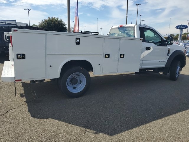 2019 Ford F-550 Regular Cab DRW 4x4, Knapheide Service Body #NA19057 - photo 1