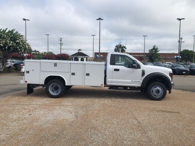 2019 F-450 Regular Cab DRW 4x4,  Reading SL Service Body #NA19439 - photo 8