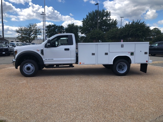2019 F-450 Regular Cab DRW 4x2,  Reading SL Service Body #NA19532 - photo 5