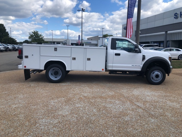 2019 F-450 Regular Cab DRW 4x2,  Reading SL Service Body #NA19532 - photo 8