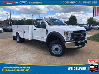 2019 F-450 Regular Cab DRW 4x2,  Reading SL Service Body #NA19532 - photo 1