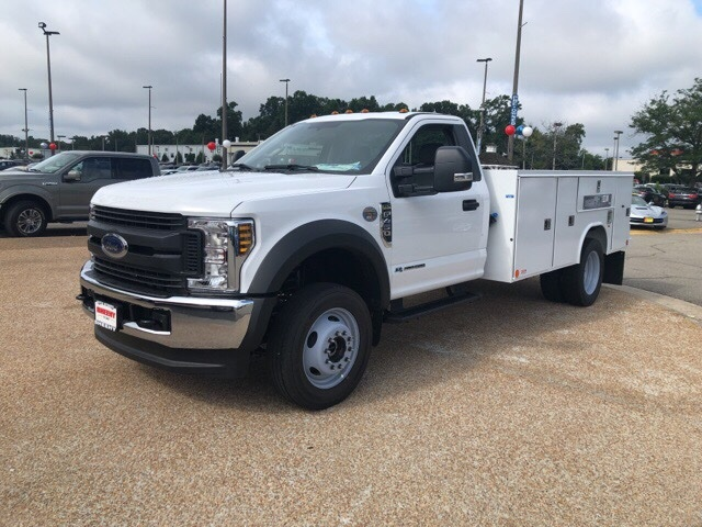 2019 Ford F-450 Regular Cab DRW 4x2, Reading SL Service Body #NA19533 - photo 4