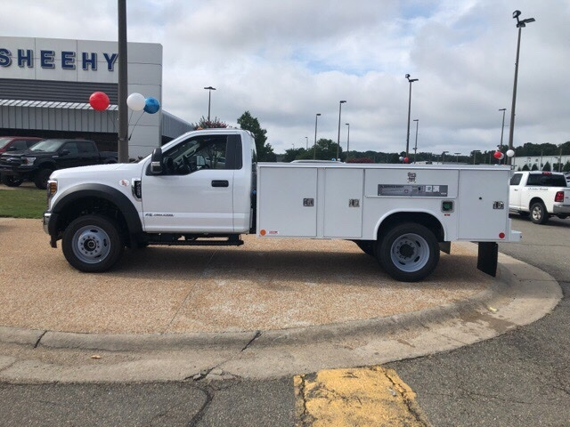 2019 Ford F-450 Regular Cab DRW 4x2, Reading SL Service Body #NA19533 - photo 5