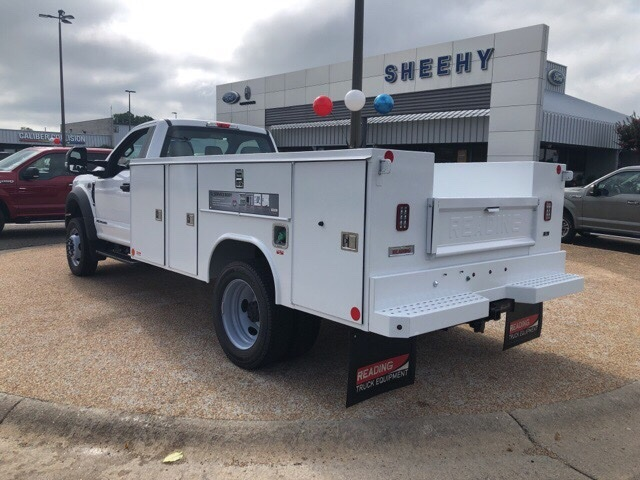 2019 Ford F-450 Regular Cab DRW 4x2, Reading SL Service Body #NA19533 - photo 6