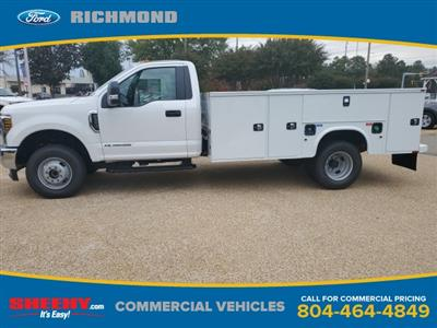 2019 F-350 Regular Cab DRW 4x4, Knapheide Standard Service Body #NA20946 - photo 4