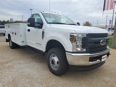 2019 F-350 Regular Cab DRW 4x4, Knapheide Standard Service Body #NA20946 - photo 3