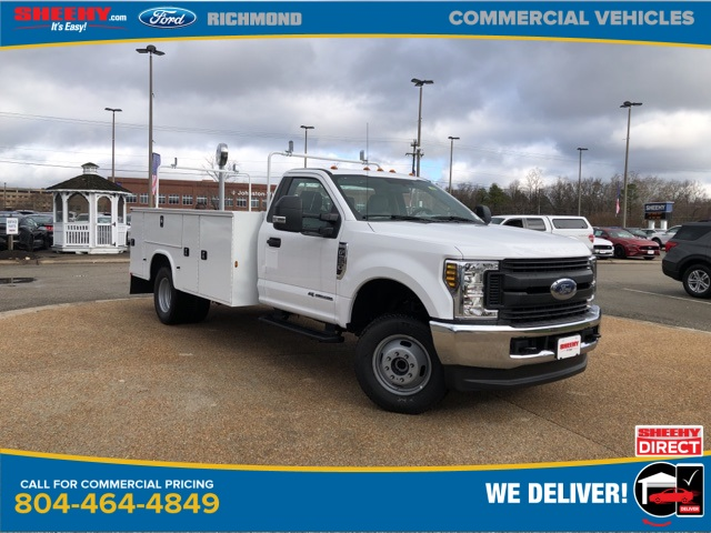 2019 Ford F-350 Regular Cab DRW 4x4, Knapheide Service Body #NA20947 - photo 1