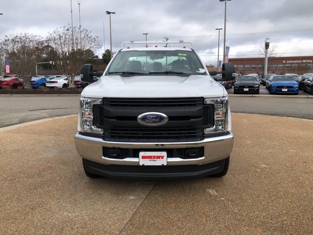 2019 F-350 Regular Cab DRW 4x4, Knapheide Steel Service Body #NA20947 - photo 3