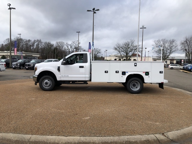 2019 F-350 Regular Cab DRW 4x4, Knapheide Steel Service Body #NA20947 - photo 5