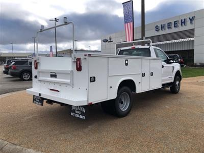 2019 F-350 Regular Cab DRW 4x4, Knapheide Steel Service Body #NA20947 - photo 2