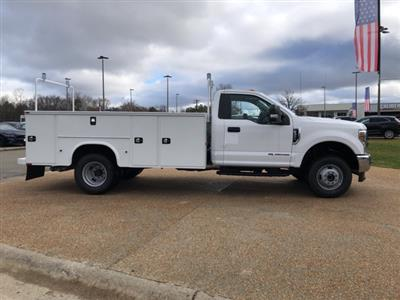 2019 F-350 Regular Cab DRW 4x4, Knapheide Steel Service Body #NA20947 - photo 8