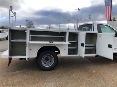 2019 F-350 Regular Cab DRW 4x4, Knapheide Steel Service Body #NA20947 - photo 9