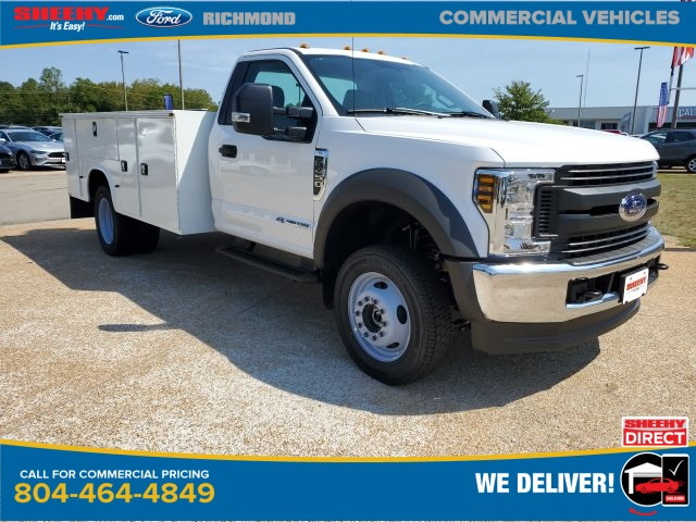 2019 F-450 Regular Cab DRW 4x4,  Knapheide Service Body #NA20951 - photo 1