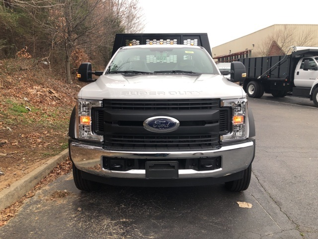 2019 F-550 Regular Cab DRW 4x2, Knapheide Heavy-Hauler Platform Body #NA20960 - photo 3