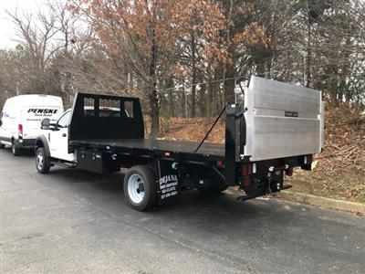 2019 F-550 Regular Cab DRW 4x2, Knapheide Heavy-Hauler Platform Body #NA20960 - photo 6