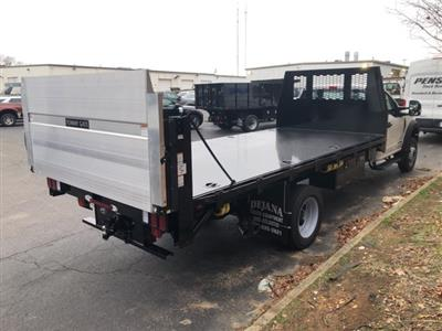 2019 F-550 Regular Cab DRW 4x2, Knapheide Heavy-Hauler Platform Body #NA20960 - photo 2