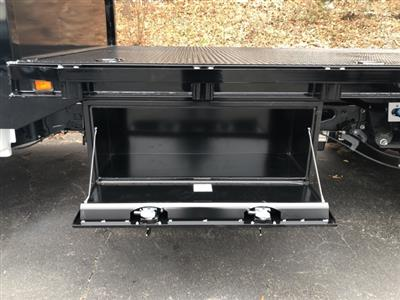 2019 F-550 Regular Cab DRW 4x2, Knapheide Heavy-Hauler Platform Body #NA20960 - photo 7