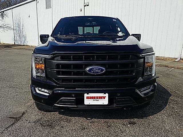 2021 Ford F-150 SuperCrew Cab 4x4, Pickup #NA22667 - photo 3
