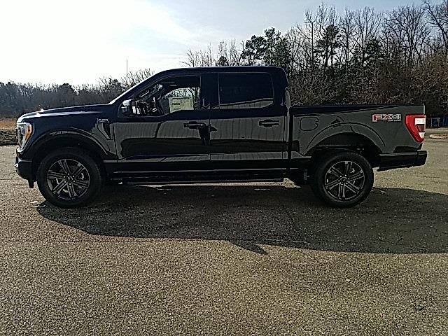 2021 Ford F-150 SuperCrew Cab 4x4, Pickup #NA22667 - photo 5
