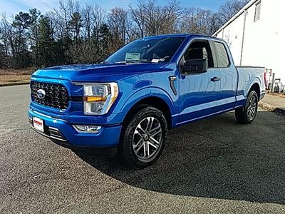 2021 Ford F-150 Super Cab 4x2, Pickup #NA22674 - photo 4