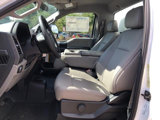 2019 F-550 Regular Cab DRW 4x4,  Dejana DuraBox Dry Freight #NA23111 - photo 10