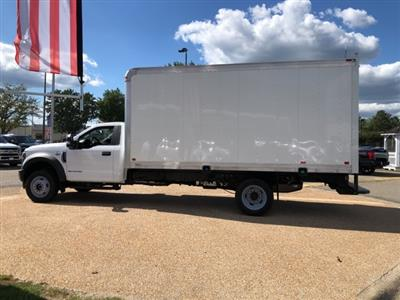 2019 F-550 Regular Cab DRW 4x4,  Dejana DuraBox Dry Freight #NA23111 - photo 5