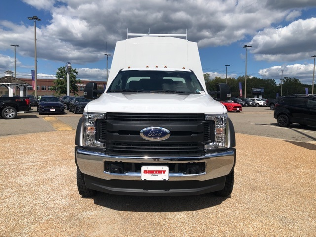 2019 F-550 Regular Cab DRW 4x4,  Knapheide KUVcc Service Body #NA23112 - photo 3