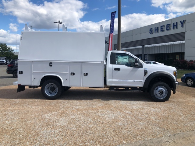 2019 F-550 Regular Cab DRW 4x4,  Knapheide KUVcc Service Body #NA23112 - photo 8