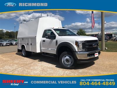 2019 F-550 Regular Cab DRW 4x4,  Knapheide KUVcc Service Body #NA23112 - photo 1