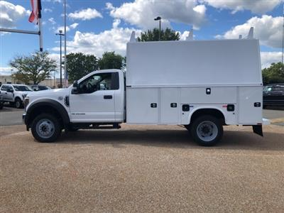 2019 F-550 Regular Cab DRW 4x4,  Knapheide KUVcc Service Body #NA23112 - photo 5