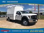2019 F-550 Regular Cab DRW 4x4,  Knapheide Service Body #NA23112 - photo 1
