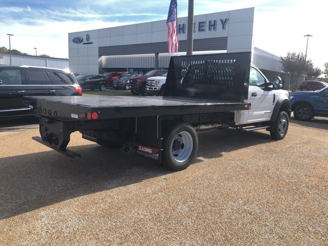 2019 F-550 Regular Cab DRW 4x4, Reading Platform Body #NA23128 - photo 1