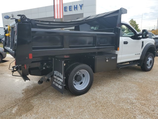 2019 F-450 Regular Cab DRW 4x4, Rugby Eliminator LP Steel Dump Body #NA23301 - photo 8