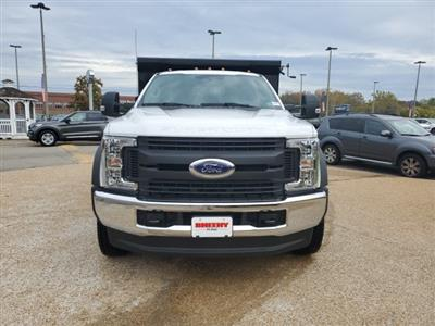 2019 F-450 Regular Cab DRW 4x4, Rugby Eliminator LP Steel Dump Body #NA23301 - photo 5