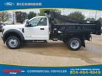 2019 F-450 Regular Cab DRW 4x4, Rugby Eliminator LP Steel Dump Body #NA23301 - photo 3
