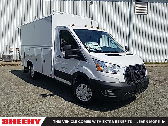 2021 Ford Transit 350 4x2, Reading Service Utility Van #NA23796 - photo 1
