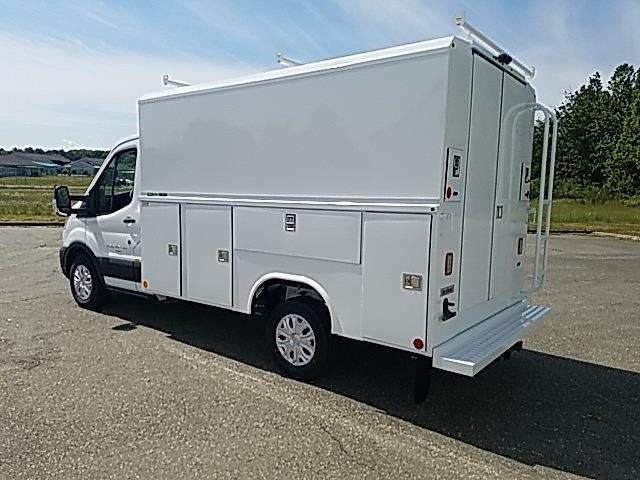 2021 Ford Transit 350 4x2, Reading Aluminum CSV Service Utility Van #NA23796 - photo 5