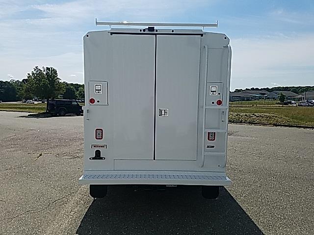 2021 Ford Transit 350 4x2, Reading Aluminum CSV Service Utility Van #NA23796 - photo 6