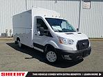 2021 Ford Transit 350 4x2, Reading Aluminum CSV Service Utility Van #NA23796 - photo 1