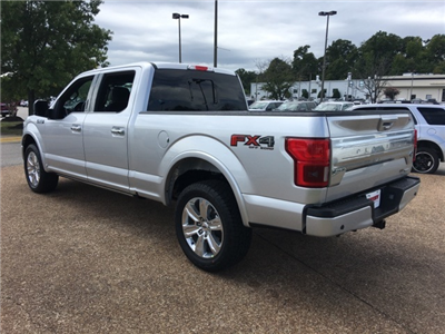 2018 F-150 Crew Cab 4x4, Pickup #NA28210 - photo 5