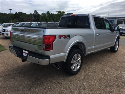 2018 F-150 Crew Cab 4x4, Pickup #NA28210 - photo 2