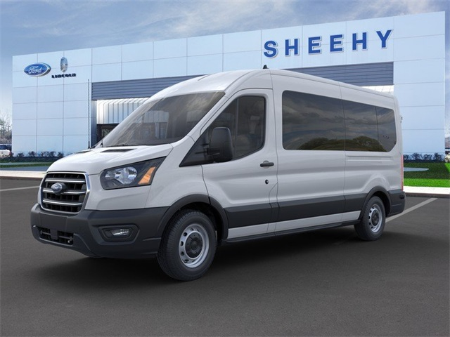 2020 Transit 350 Med Roof RWD, Passenger Wagon #NA30161 - photo 1